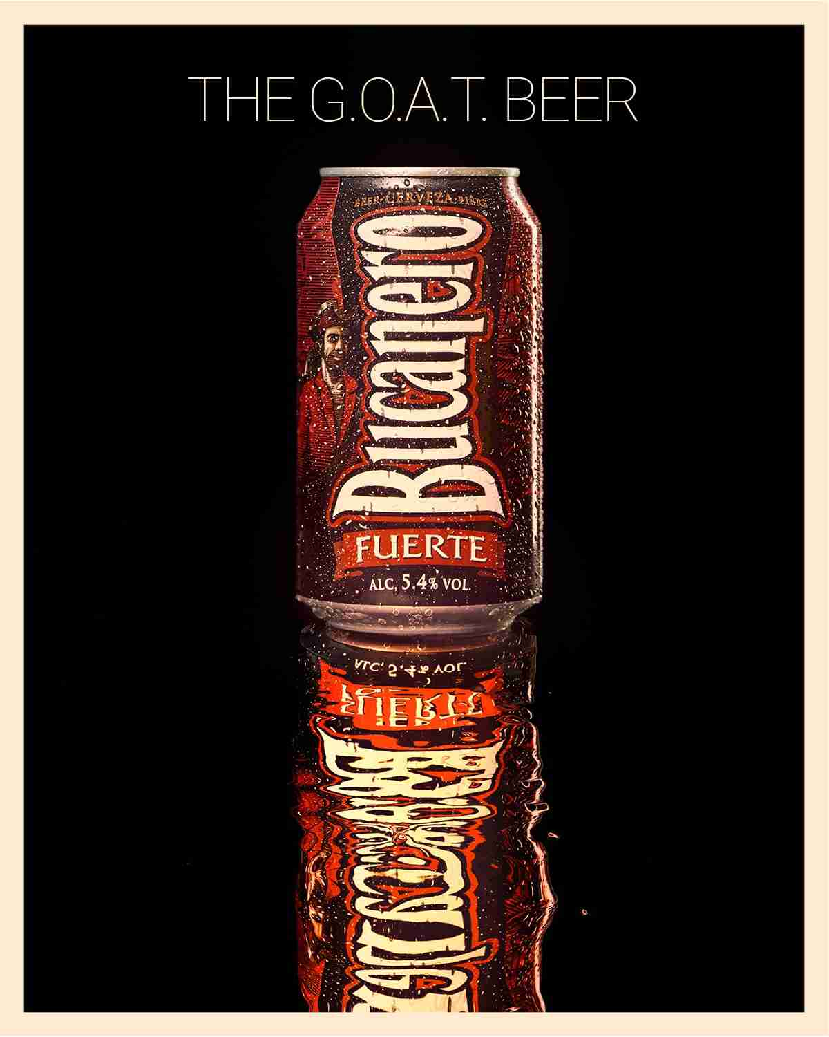 Obra: The G.O.A.T Beer