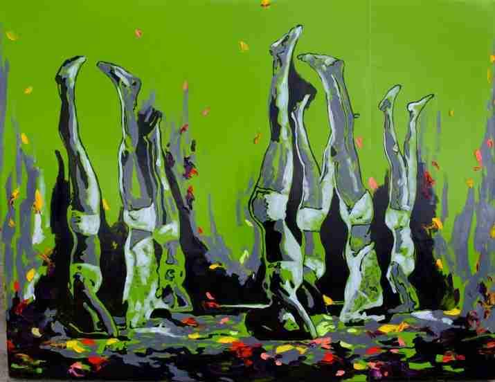 Obra: La danza de la realidad