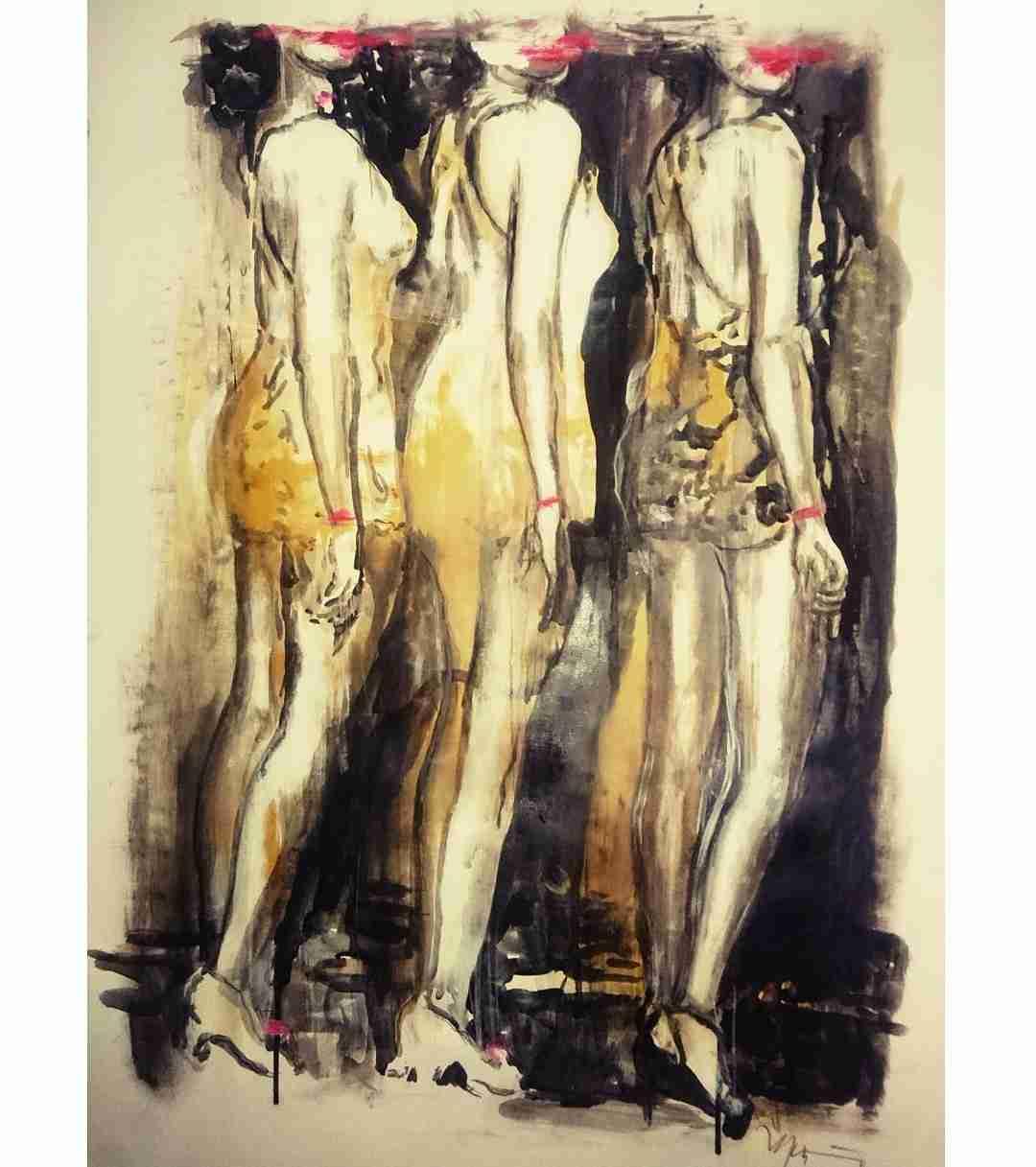 Obra: Las tres Marías