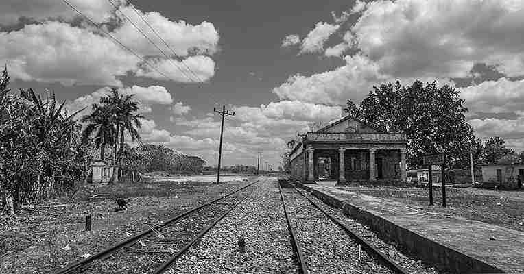 Obra: Terminal #2. Bermeja, Cuba 2021