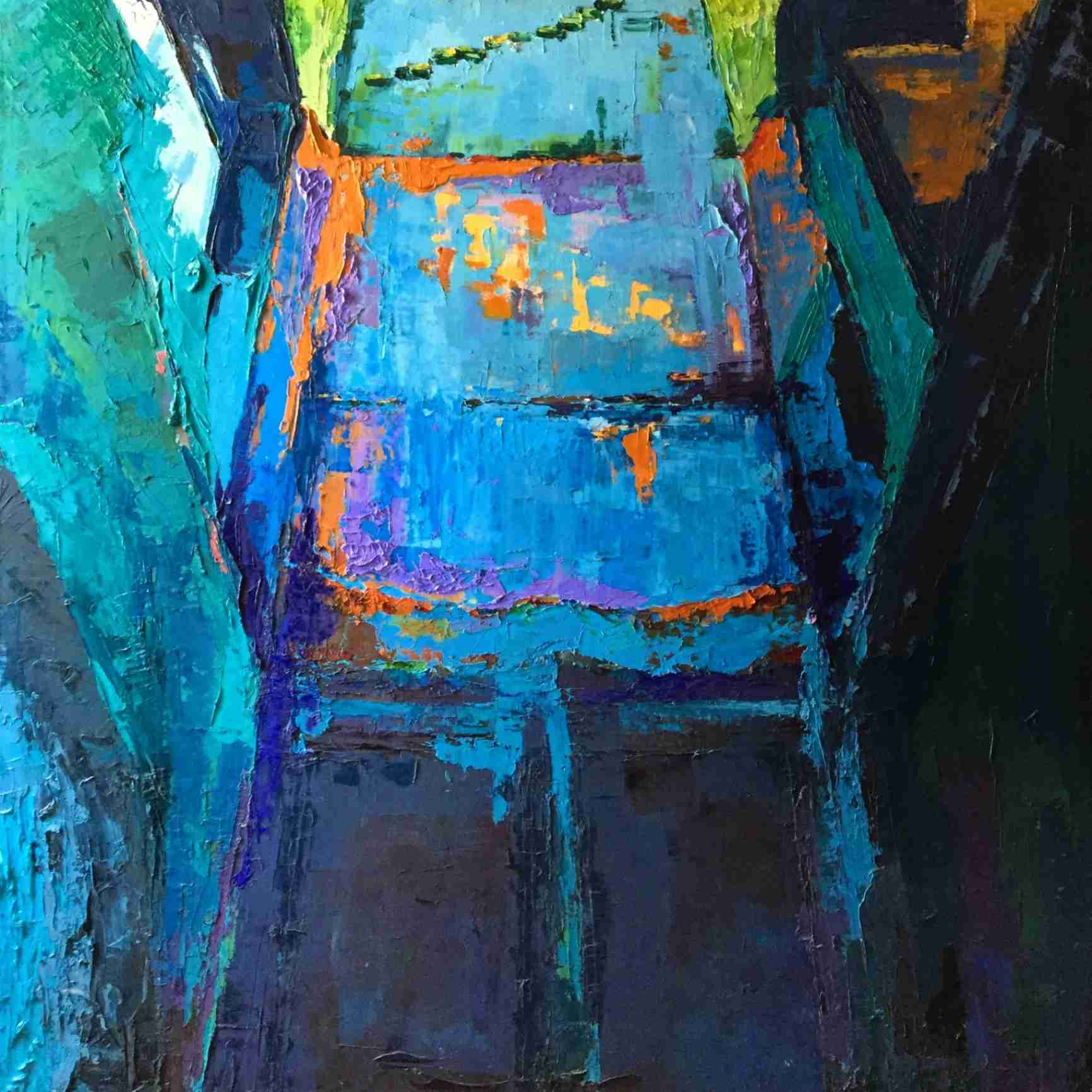 "Obra: ""Paseo del Prado e/ Virtudes y Animas. Centro Habana"" (ll)"