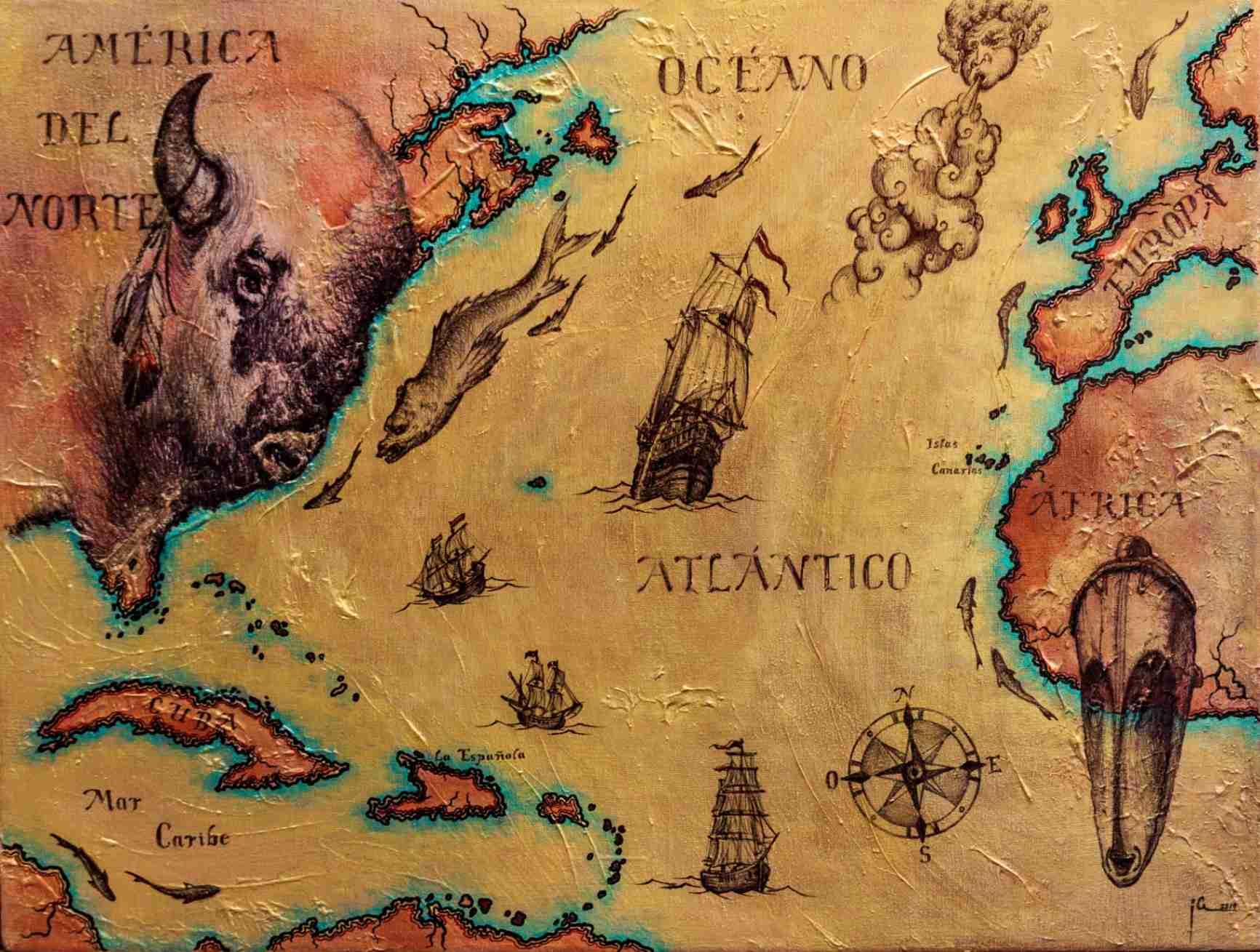 Obra: Atlántico