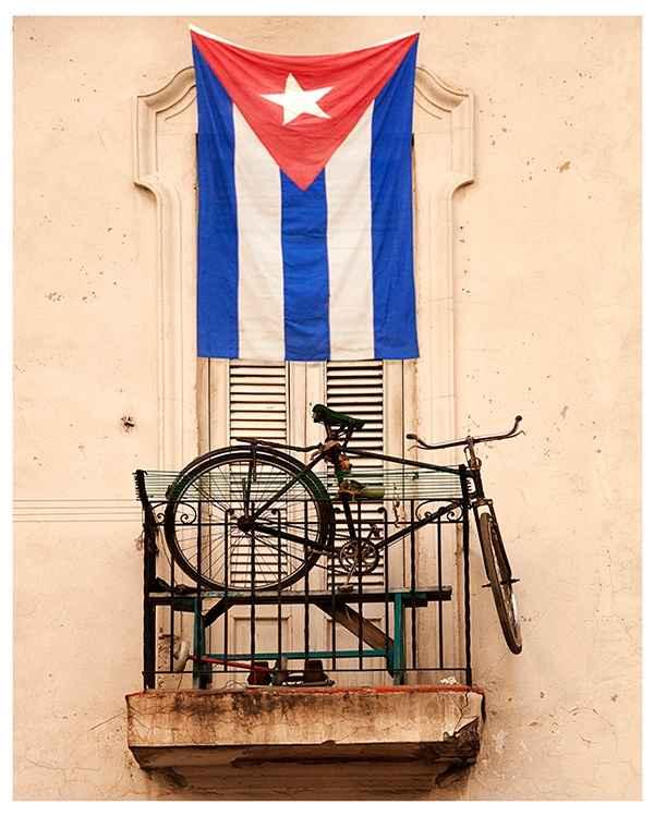 Obra: Bici Balcón