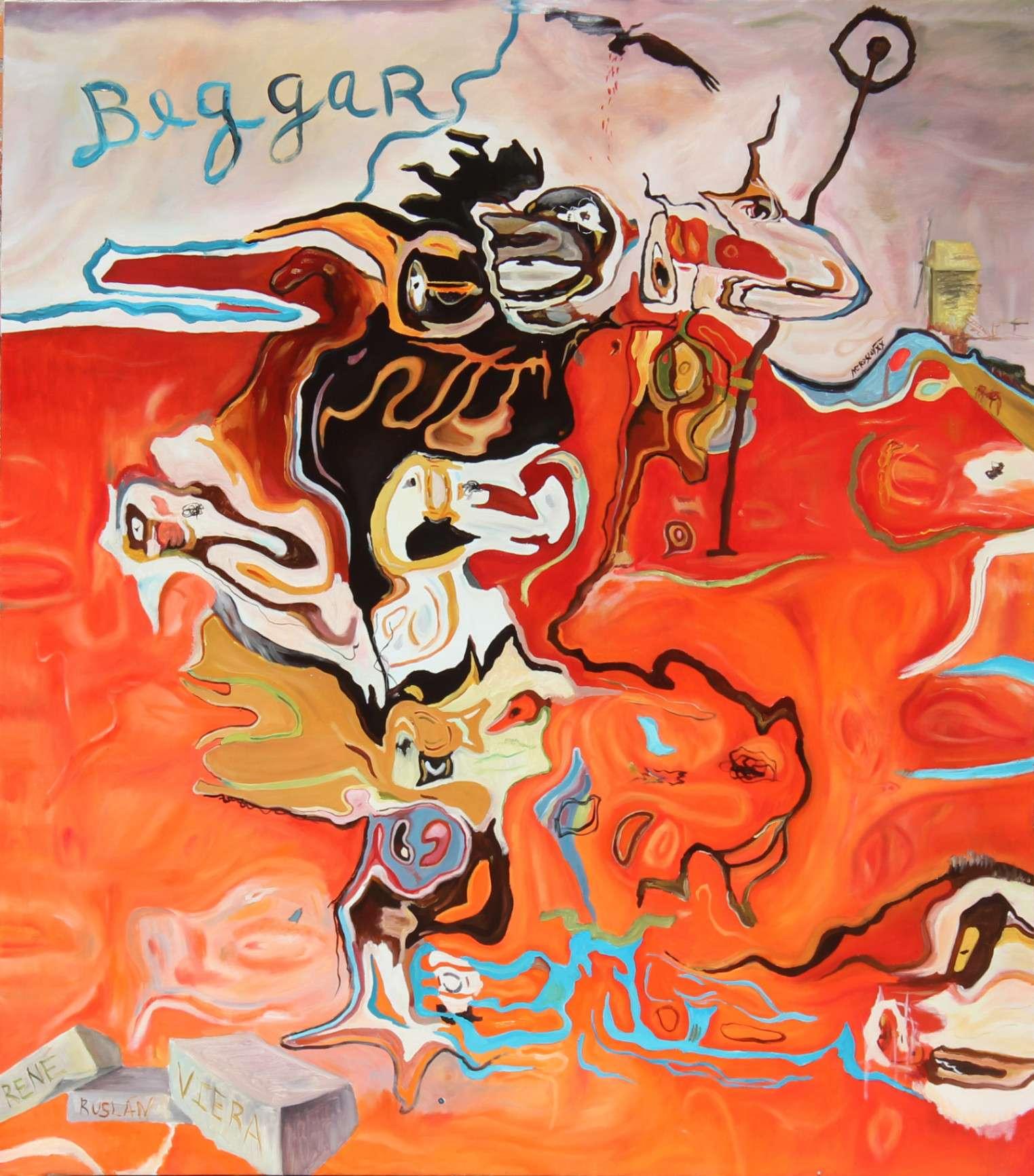 Obra: Los pintores del río Hatibonico