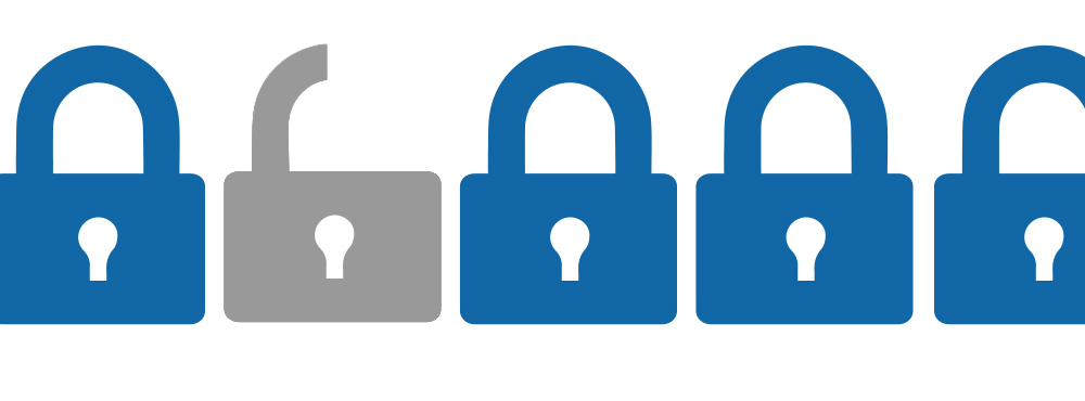 Image of lock icons