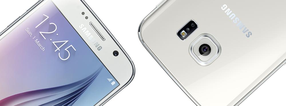 Samsung Galaxy GS6 device