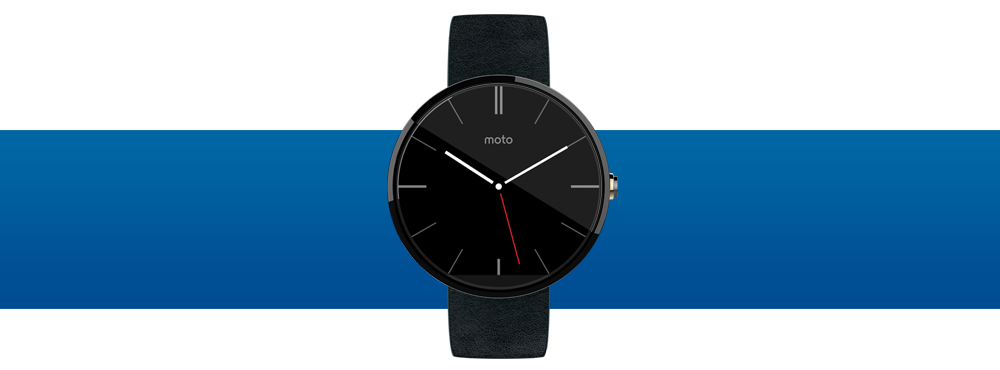 Moto360 Smart watch