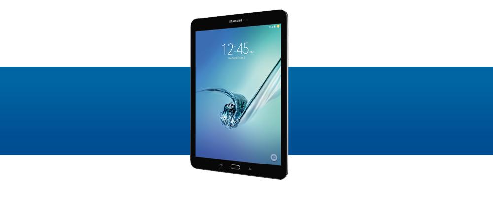 Samsung Galaxy Tab S2: Work and play anywhere