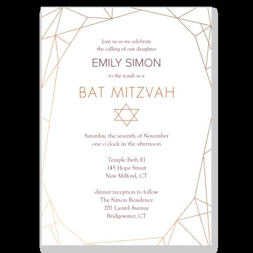 Geo Bat Mitzvah