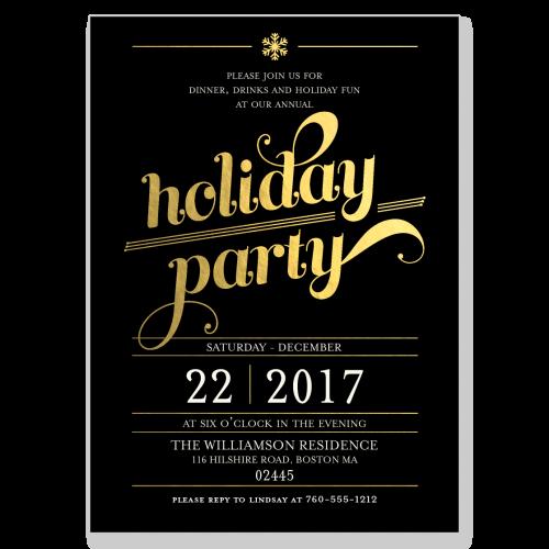 Elegant Party