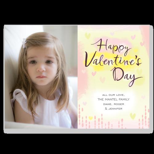Painterly Valentine