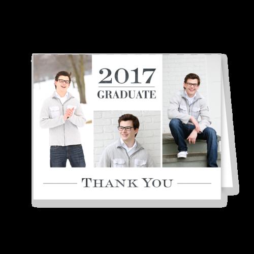 Grad Thank You