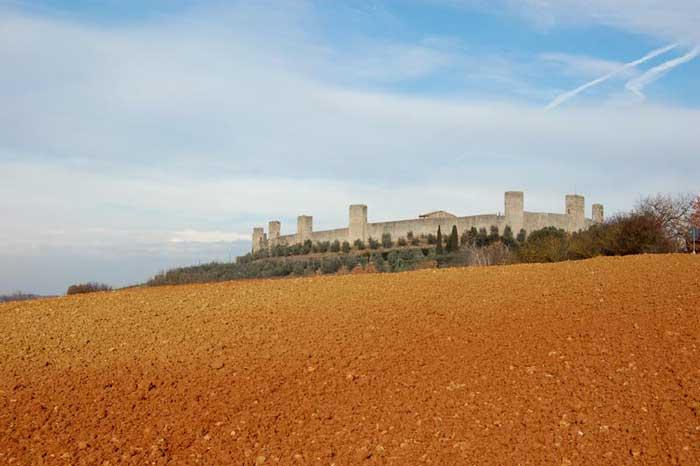 Monteriggioni - Chianti Wine Route