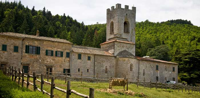 Abbey Of Coltibuono - Gaiole In Chianti