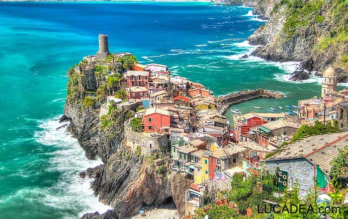 Vernazza, the Pearl of Cinque Terre