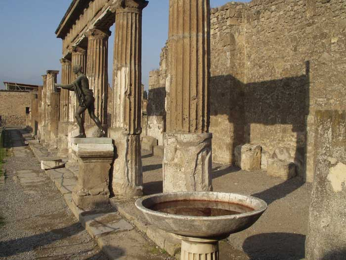 Ancient Town of Pompeii
