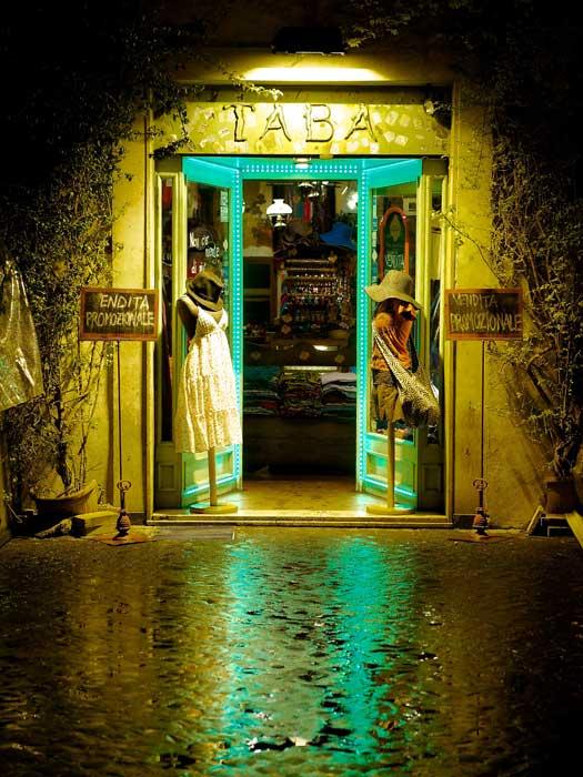 Lit Roman Shop, Campo Marzio