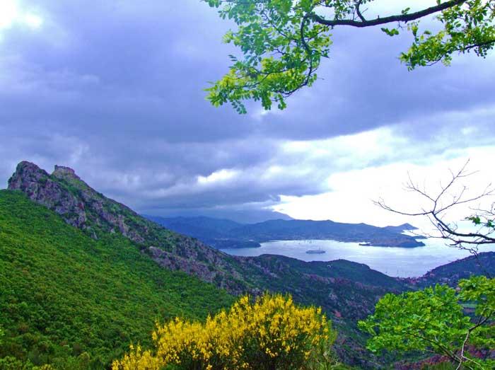 Island of Elba, Toscana