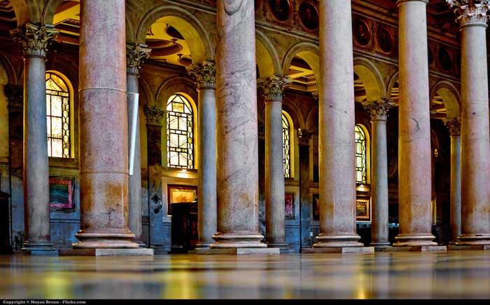 Basilica di San Paolo Fuori le Mura, Rome