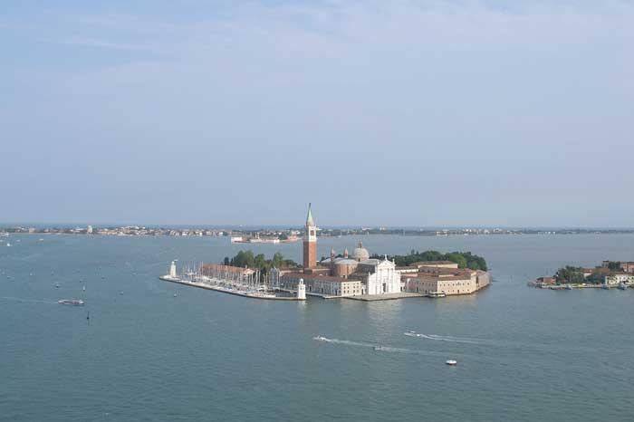 Island of San Giorgio Maggiore, Venice