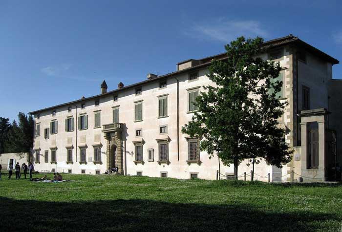 Villa Medicea di Castello, Florence
