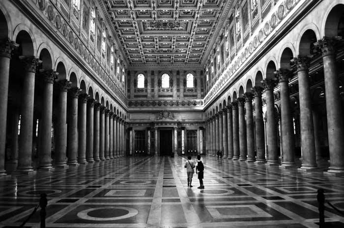 Papal Basilica of San Paolo Fuori le Mura