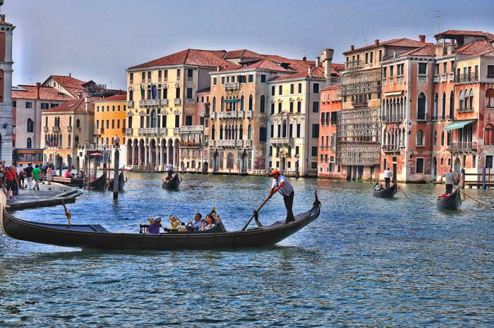Hotel Ca'Sagredo, Grand Canal, Venice