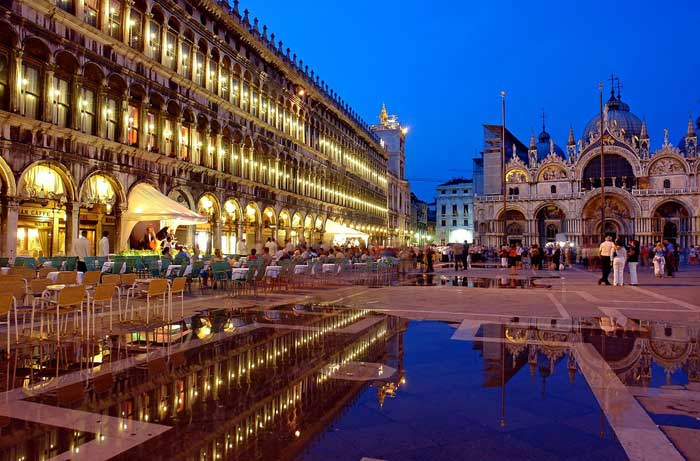 Piazza San Marco. Italy, Venice