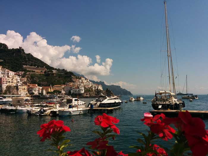 Relaxed Beauty of the Amalfi Coast