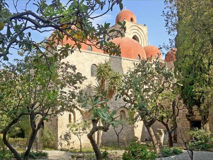 San Giovanni degli Eremiti, Paermo