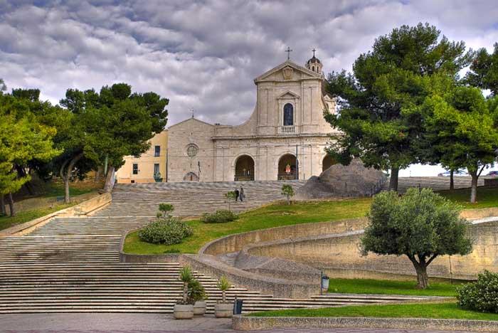 Santuario di Nostra Signora di Bonaria, Cagliari