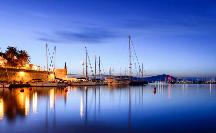 Alghero, Also Known as Barceloneta or Little Barcelona
