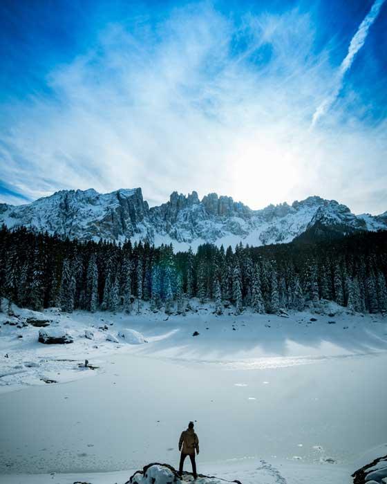 Breathtaking Dolomites, Italy