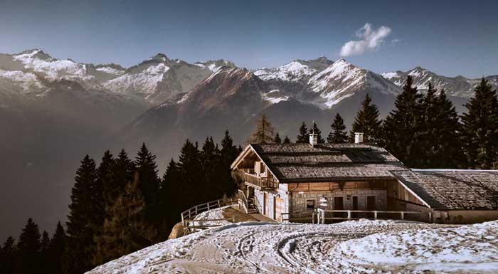 Madonna di Campiglio, Italy Dolomite Mountains