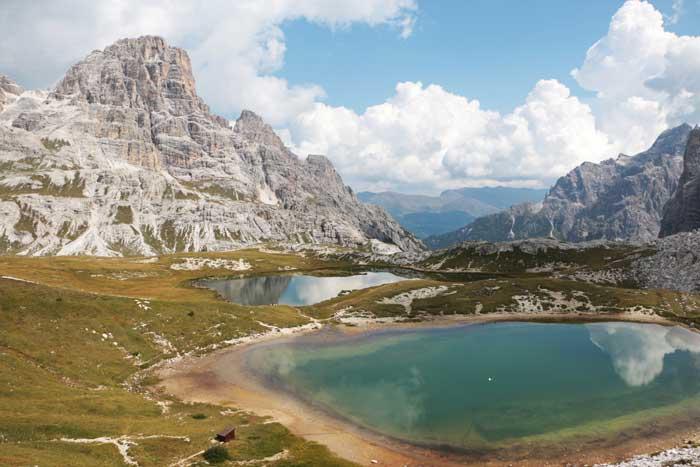 Tre Cime di Lavaredo, Italy Dolomites
