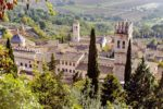 View of Assisi, Italy