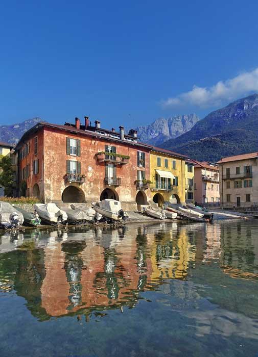Mandello del Lario, Lake Como, Italy
