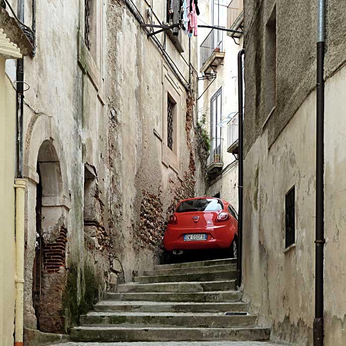 Cosenza, Also Known as Città dei Bruzi
