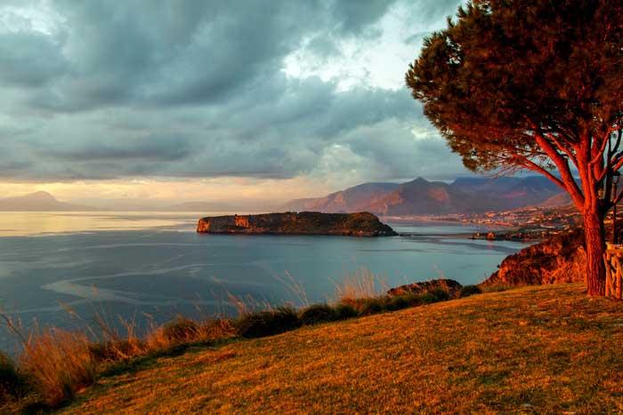 Praia A Mare, Isola di Dino, Southern Italy