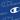 modrá s logom