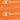 oranžová s potiskem