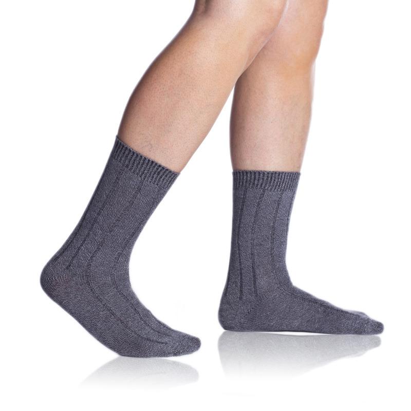 Loading zoom. 1310 bambus winte socks m black.  1312 bambus winter socks m greymelange b0066b014a