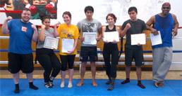 Muay Thai Kickboxing Boxing Zumba Yoga Jiu Jitsu