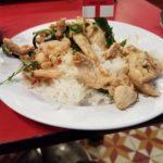 Thai English Meal