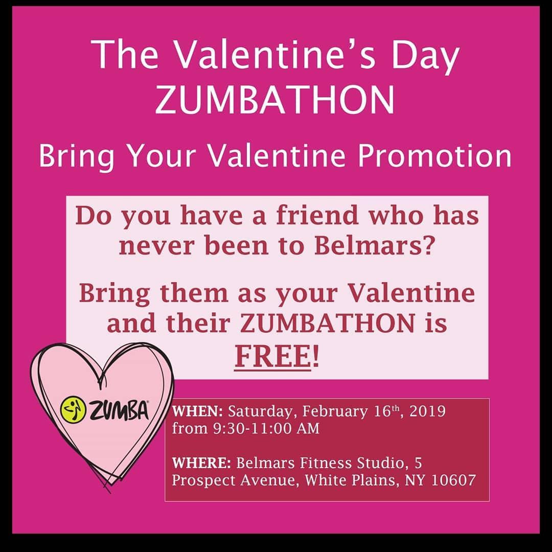 Valentine Day Zumbathon