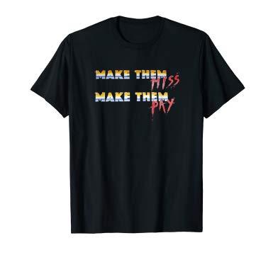 Make Them Miss Make Them Pay Unisex T-Shirt