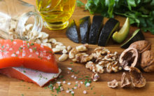 foods that are good for your cholesterol levels