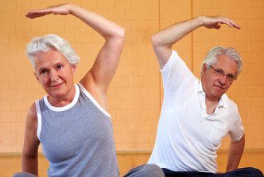 balance exercises for seniors