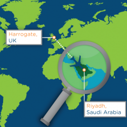 Around the World in 8 Blog Posts: Saudi Arabia