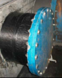 Pipe end